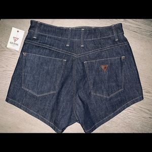 Woman's Denim Guess Shorts